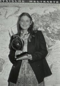 Gudrun Calligaro Verleihung Trans-Ocean-Preis