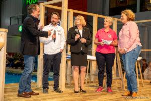 Skipperinnenpreis auf der boot Düsseldorf enthüllt, Ina Drechsler gewinnt Segeltraining beim Namenswettbewerb