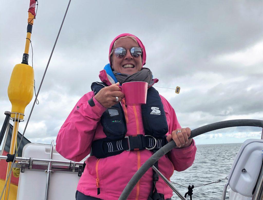 Frauen ans Ruder - der Skipperinnen-Preis