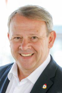 DSV - Germar Brockmeyer ist neuer DSV-Generalsekretär