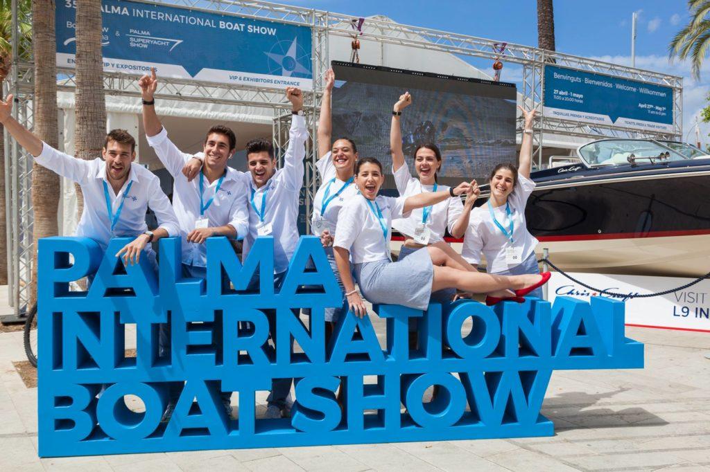 Spanien Balearen: Die Palma Boat Show naht