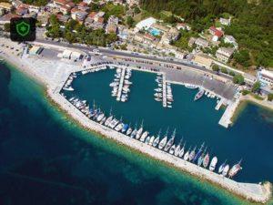 Griechenland/Korfu: Benitses Marina renoviert